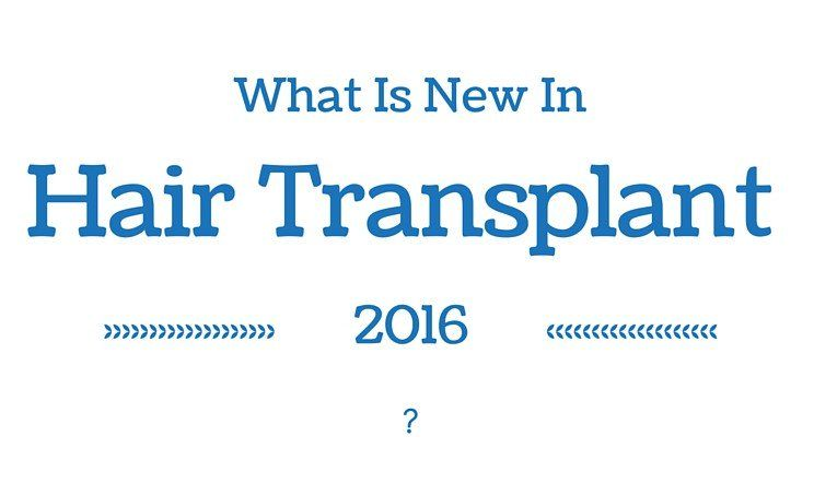 Hair Transplant 2016